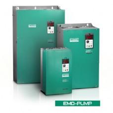 EMD-PUMP — 0075 T Преобразователь частоты ELHART, насосная серия (7,5 кВт, 17,5А, 380В)