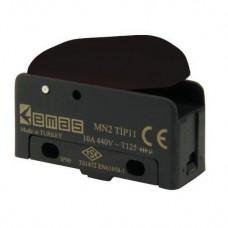 MN2TIP11 Мини-выключатель с клавишей (1НО)