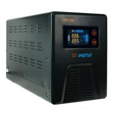 Инвертор ПН-750   12В  450 VA    ЭНЕРГИЯ инверторный синусоидальный источник бесперебойного электроп