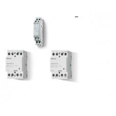 Модульный контактор 22.21.8.012.4000