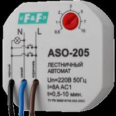 ASO-205 для установки в монтажную коробку Ø 60мм 230В 8А  1Z 40