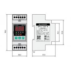 EPL1-D2-R — Контроллер управления насосами