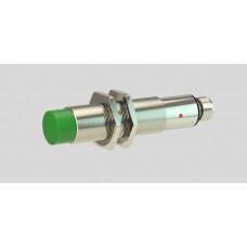 ВБИ-М18-86Р-2111-З Бесконтактный индуктивный датчик (pnp, 10-30В, 8мм, 300Гц, НО), требует ПВ-Сх
