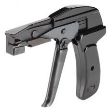 TG-01 Инструмент для монтажа нейлоновых стяжек с регулятором усилия затяжки и автоматической обрезко