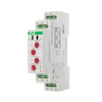 PCU-507     многофункциональное, независимая установка двух выдержек времени, 1 модуль, монтаж на DI