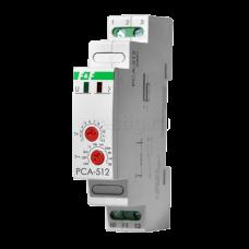 PCA-512U  с задержкой выключения, 1 модуль, монтаж на DIN-рейке 12-264В AC/DC  8А 1Р 20