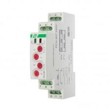 PCR-513U с задержкой включения, 1 модуль, монтаж на DIN-рейке 12-264В AC/DC  8А  1Р 20