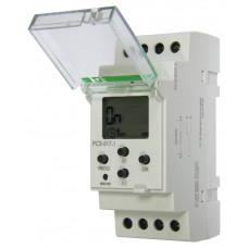 PCS-517.1 многофункциональное, цифровая индикация, 2 модуля, монтаж на DIN-рейке 24-264В AC/DC 16A