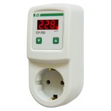 CP-700  NEW! однофазное,  цифровая индикация напряжения,тип корпуса вилка-розетка 150-300В 16 1Z