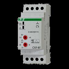 CKF-BT регулируемые ассиметрия  и  время  отключения,, контроль верхнего и нижнего значений напряжен