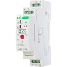 CKF-317 регулируемые ассиметрия , 1 модуль, монтаж на DIN-рейке 3х400/230+N 8А  1Р 20