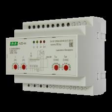 AZD-M NEW! защита 3-х фазных двигателей  мощностью до 30 кВт ( с транс. тока более 30 кВт) , US