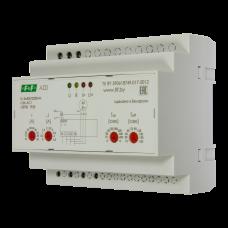 AZD NEW! защита 3-х фазных двигателей  мощностью до 30 кВт ( с транс. тока более 30 кВт), 6