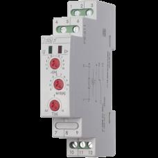 PR-611-02 90-180А , регулируемая задержка отключения, с выносным  ТТ  в комплекте   1 модуль, монтаж