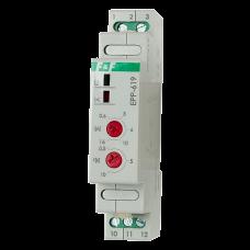 EPP-619-01 0,6-5A   или   2-16A ,  регулируемая задержка , 1 модуль, монтаж на DIN-рейке 230В AC 1