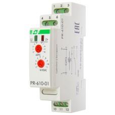 PR-610-01 20-110А , , с выносным  ТТ  в комплекте , 1 модуль, монтаж на DIN-рейке 230В 10А 1Р 20