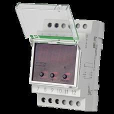 EPP-618    NEW! многофункциональное,  токов  0,5-50А (с внешними  ТТ   более до 999А), 3 модуля, мон