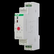 PR-613 2 - 15А, сквозной канал, 1 модуль, монтаж на DIN-рейке 230В 16А  1Z 20