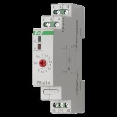 PR-614 для работы с внешним трансформатором тока, 1 модуль, монтаж на DIN-рейке 230В 16А  1Р 20