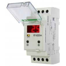 RT-820М  диапазон температур -20 до +130°С,, многофункциональный, цифровая индикация, выносной датчи