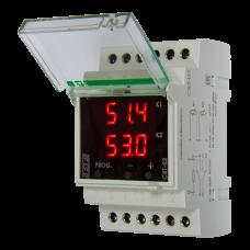 CRT-02   NEW! 2-х канальный , диапазон температур от -40 до +150°С,многофункциональный, цифровая  ин