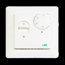 """RT-824     NEW! диапазон  температур: 5÷35°C, для """"тёплых  полов""""  , монтаж на плоскость (в коробку"""
