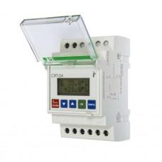 CRT-04 диапазон температур от 0 до +60°С, , многофункциональный, ЖКИ индикация, встроенный таймер, с