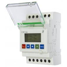 CRT-06 (без датчика) 2-х канальный, диапазон температур от -100 до +400°С,, многофункциональный, ЖКИ