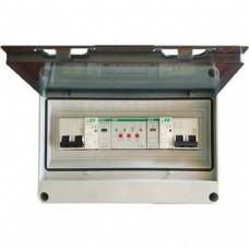 ШУН-1 однофазный, диапазон контролируемой мощности 0,5-5 кВт, счетчик числа отключений, функция блок