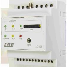 LC-01   NEW!!! для систем управления водозаборов и КНС, а так же в качестве устройства сбора и перед