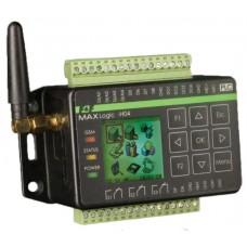 MAX H04  (ранее назывался MAX Logic Н04)  Встроенный GSM/GPRS-коммуникатор, цветной LCD дисплей 132х