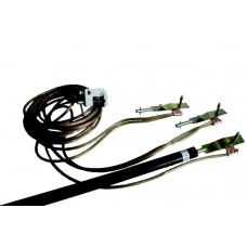 Заземление переносное линейное ЗПЛ-110-3/3-35
