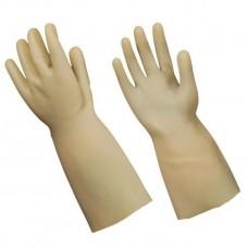 Перчатки резиновые диэлектрические АЗРИЭЛЕКТРО класс 0 (№3)