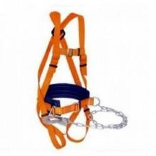 УС 2 ГЖ-Удерживающая система с наплечными и набедренными лямками , со стропом из цепи