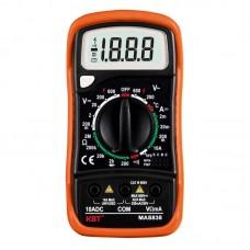Мультиметры цифровые MAS838