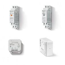 Модульный электронный диммер для люминесцентных и светодиодных ламп; 500Вт;15.81.8.230.0500