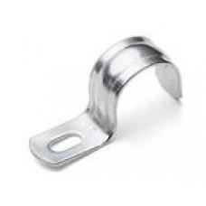 Скоба однолапковая стальная СМО 48–50 (уп. 50шт) Fortisflex