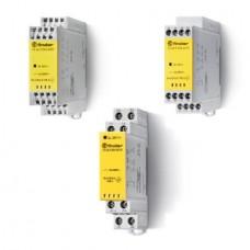 Модульное электромеханическое реле безопасности 7S.16.9.012.0420