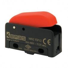 MN2TIP12 Мини-выключатель с клавишей (1НЗ)
